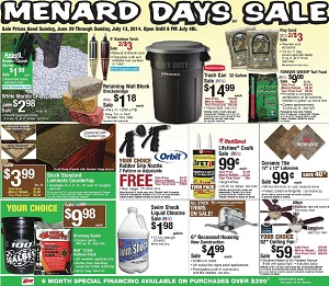 Menards This Week Ad Weekly Circulars