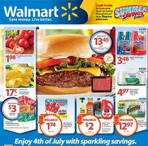 Weekly Sales Circular >> Walmart Circulars And Weekly Ads Walmart Sales Flyer