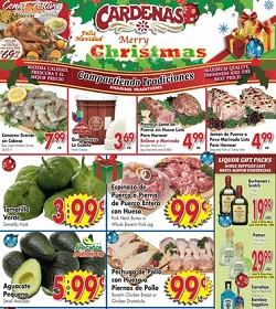 Cardenas weekly sales ad