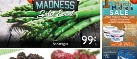 Valli Produce Specials March 18 – March 24, 2015. Fresh Asparagus