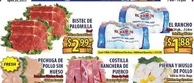El Rancho Weekly Ad. Marinated Chicken Leg Quarters