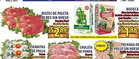 El Rancho Weekly Ad. Boneless Beef Shoulder Steaks
