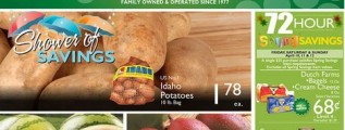 Valli Produce Circular April 8 – April 14, 2015. Idaho Potatoes