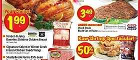 Pathmark Weekly Flyer September 11 – September 17, 2015. Raw Shrimp Sale!
