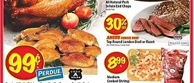 Pathmark Weekly Savings September 25 – October 1, 2015. Top Round London Broil or Roast Deals!