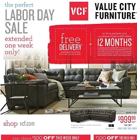 Value City Furniture Weekly Ads