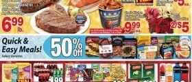 Jewel-Osco Weekly Circular November 27 – December 1, 2015. Quick & Easy Meals on Sale!