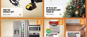 The Home Depot Weekly Ad November 05 – 06, 2015.  Husky 650 Lumen High Power Unbreakable Aluminum Flashligh