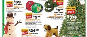 The Home Depot Weekly Flyer November 26 – December 2, 2015. Black Friday Savings!
