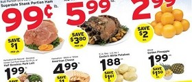 Hannaford Circular December 20 – December 26, 2015. Christmas Sales!