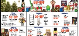 hobby lobby circular sale december 27 2015 january 2 2016 after christmas sale - Hobby Lobby After Christmas Sale