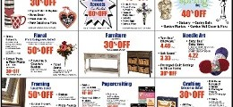 Hobby Lobby Weekly Ad January 31 - February 6, 2016