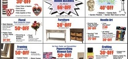Hobby Lobby Weekly Ad January 17 – 23, 2016. Traditional Sailing I Framed Art
