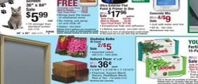 Menards Weekly Flyer April 3 - April 16, 2016. Project Days Sale!