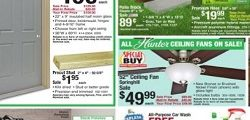 Menards Weekly Specials May 1 - May 15, 2016. Spring Sale!
