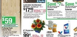 Menards Weekly Deals May 8 - May 22, 2016. Menard Days Sale!