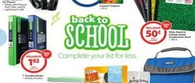 Walmart Weekly Ad July 29 – August 13, 2016. Back to School Sale
