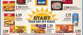 Aldi Weekly Specials August 31 - September 6, 2016. Ambiano Belgian Waffle Maker