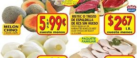 El Super Weekly Deals August 24 - August 30, 2016. Selecto Fabric Softener