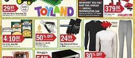 Fleet Farm Weekly Ad November 25 – December 3, 2016. Field N' Forest Thermals