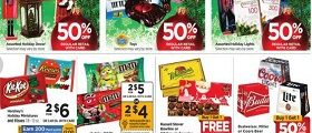 Rite Aid Weekly Ad November 20 – November 26, 2016. Assorted Holiday Decor on Sale!