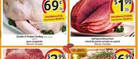 Winn Dixie Weekly Ads November 16 – November 24, 2016. Happy Thanksgiving!