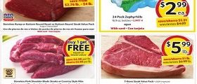 Winn Dixie Weekly Deals November 30 – December 6, 2016. Boneless Pork Shoulder Blade Steaks