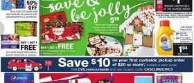 CVS Weekly Deals December 11 – December 17, 2016. Save & Be Jolly!