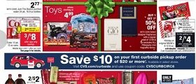 CVS Weekly Deals December 18 – December 24, 2016. Christmas Gifts!