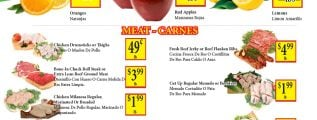 Rancho Markets Weekly Ad – Ranch Style Longaniza or Chorizo