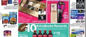 CVS Weekly Sales Ad January29 – February 4, 2017. Neutrogena Facial Care Deals!