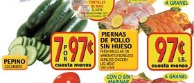 El Super Weekly Ad Deals January 11 – January 17, 2017. Swai Fillet on Sale!