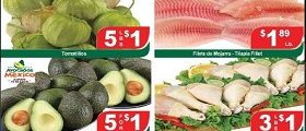 La Bonita Supermarkets Weekly Ad January 18 – January 24, 2017. Tilapia Fillet