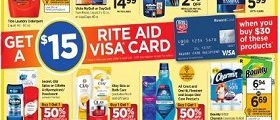 Rite Aid Weekly Ads January 22 – January 28, 2017. Physicians Formula Face Items on Sale!