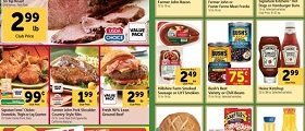 Safeway Weekly Circular February 1 – February 7, 2017. T.G.I. Friday's Party Size Appetizers