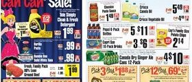 ShopRite Weekly Sales Ad January 15 – January 21, 2017. Can Can Sale!