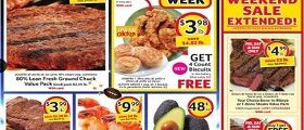 Winn Dixie Weekly Circular February 1 – February 7, 2017. Mayfield Select Ice Cream