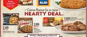 Aldi Weekly Specials February 15 – February 21, 2017. Hearty Deals!