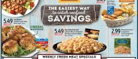 Aldi Weekly Circular Ad Deals March 1 – March 7, 2017. Seafood Savings!