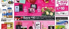 CVS Weekly Sales Ad February 12 – February 18, 2017. Be Loveable!