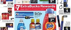CVS Weekly Sale Circular February 26 – March 4, 2017. Huge Vitamin Event!