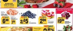 Food Lion Weekly Ads February 8 – February 14, 2017. Feel The Love From These Savings!