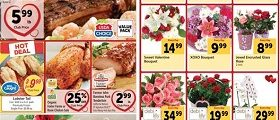 Safeway Weekly Specials February 8 – February 14, 2017. Organic Foster Farms or Rosie Chicken on Sale!