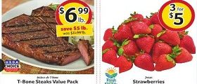 Winn Dixie Weekly Specials March 1 – March 7, 2017. Pork Loin Baby Back Ribs