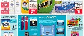 CVS Weekly Special Buys March 12 – March 18, 2017. Red Hot Deals!
