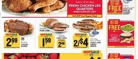 Food Lion Weekly Specials March 29 – April 4, 2017. Smithfield Marinated Pork Loin Filets