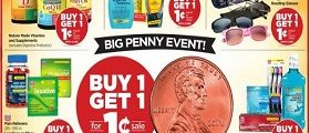 Rite Aid Weekly Specials March 5 – March 11, 2017. Big Penny Event!