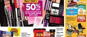 Rite Aid Weekly Circular Ad March 26 – April 1, 2017. Almay Cosmetics on Sale!