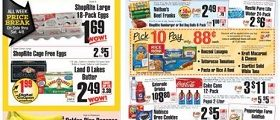 ShopRite Weekly Special Buys April 2 – April 8, 2017. Mrs. Paul's Seafood on Sale!