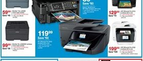 Staples Weekly Specials March 26 – April 1, 2017. Print Shop Quality